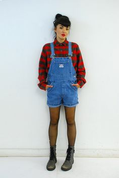 and apparently i need a pair of overalls or a romper or whatever the heck this is called