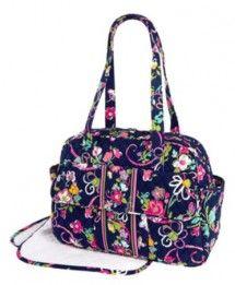 Vera Bradley Handbags_Baby Bag in Ribbons $99