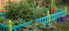 How to Build a Garden Fence | eBay