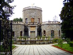 Small Castle House Plans The iulia hasdeu castle is a Castle House Plans, Best House Plans, Small House Plans, Castle Homes, Manor Homes, Castle Ruins, Medieval Castle, Romanian Castles, Small Castles