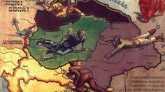 Post with 0 votes and 186 views. Another Hungarian comic map after Trianon × Start Of Ww2, History Of Finland, Satire, Hungary, German, Cartoon, Comics, Fictional Characters, Tanks