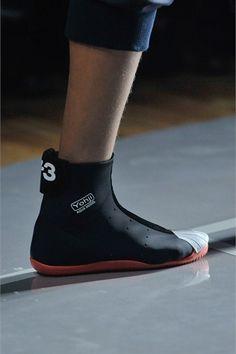 Y-3 (Yohji Yamamoto's fashion line with Adidas)