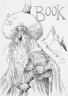 Art by Chris Riddell*  • Blog/Website | (http://www.chrisriddell.co.uk) ★ || CHARACTER DESIGN REFERENCES™ (https://www.facebook.com/CharacterDesignReferences & https://www.pinterest.com/characterdesigh) • Love Character Design? Join the #CDChallenge (link→ https://www.facebook.com/groups/CharacterDesignChallenge) Share your unique vision of a theme, promote your art in a community of over 100.000 artists! || ★