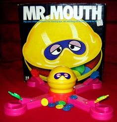 Mr. Mouth was a classic children's game from the 1970's. Are you in the market to buy one, but not sure where to get it? FyndIt connects people with Finders who can locate hard-to-find vintage toys and games online and in stores. Post a photo, short description, name your price and we will help you FyndIt! #Vintage #1970s #Toys