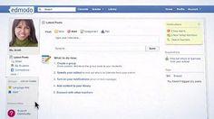 Redes sociais de Educação