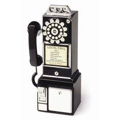 ARTIFACTS》經典款復古電話 1950 Diner Phone