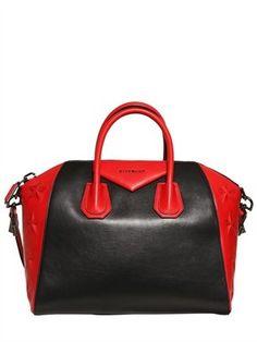 02890ea8772f Givenchy Medium Antigona Stars Top Handle - ShopStyle Duffels   Totes
