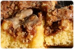 Honeybun cake  I tried this cake today at work and it's so good. I had to find the recipe and share.