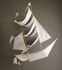 Catbird::shop by category::BABY & KID::The Wendy Darling Sailing Ship Kite