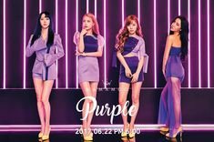Mamamoo 'Purple' group teaser photo