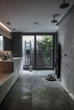modern interiors & architecture: