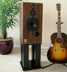 HARBETH- everything but conventional speaker.