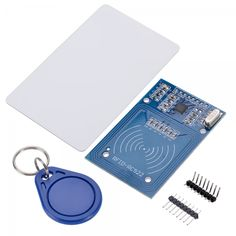 RFID Module RC522 Kit S50 13.56 MHz with Tag SPI