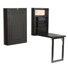 If your place is so small that merely owning normal furniture makes it look like you're a hoarder, check out this small, multifunctional furniture.