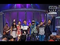 Campur Campur ANTV 27 Desember 2013 - Graduate - Cinta Lagi (+playlist)