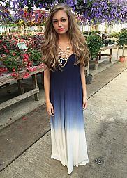 Boho The Beautiful Maxi Dress