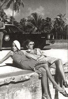 WE ♥ THIS!  ----------------------------- Original Pin Caption: Vogue, 1975.