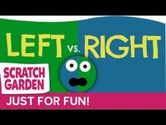 """""""Left and Right"""" Song and Dance - Rockin' English Lesson (Directions) - YouTube"""