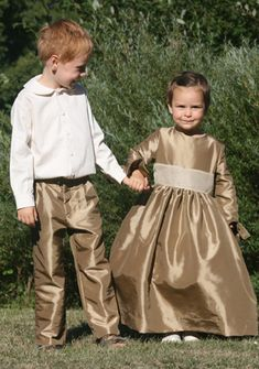 31340a8ed6 Bespoke flower girl dresses   page boy outfits. Wedding ...