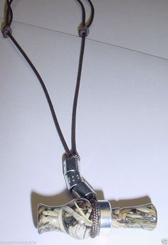 """NEW MINI DUCK CALL 2"""" WORKING NECKLACE WITH CAMO COLOR - HOT HOT HOT"""