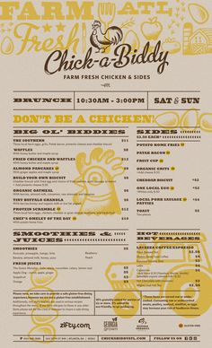 Menu Design  #inspiration  Torso Vertical Inspirations Blogging inspirational work, a visual source for Torso Vertical.  Connect with Torso Vertical Branding, advertising & Illustration  www.facebook.com/TorsoVerticalDesign @torsovertical  www.torsovertical.com