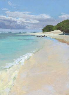 Stable Road Beach, Maui