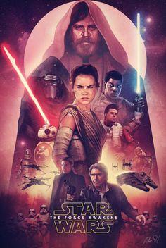 The Force Awakens - Adam Relf