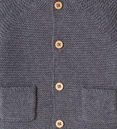 Imagen 5 de Chaqueta punto bolsillos de Zara