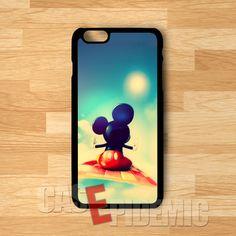 Flying in the sky - zLa, Mickey Mouse, Aladdin, Goofy, Winnie The pooh, Retro