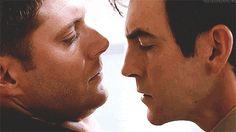 Omg Dean's face.