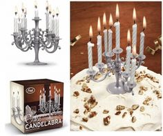 A Cake Topper Candelabra New Birthday Its Your