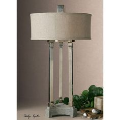 Uttermost Risto Metal Table Lamp 26542-1
