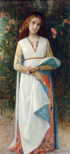 Alexandre Cabanel | Giacomina, 1871