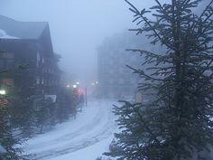 Skied Here...Snowshoe, WV