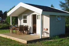Bygg et anneks i moduler Container Shop, Home Reno, Tiny House, I Am Awesome, Outdoor Structures, Cabin, Outdoor Decor, Better Half, Reno Ideas