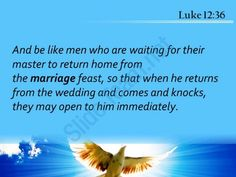 luke 12 36 they can immediately open the door powerpoint church sermon Slide04  http://www.slideteam.net/