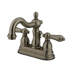 Elements of Design EB160 New Orleans Centerset Faucet
