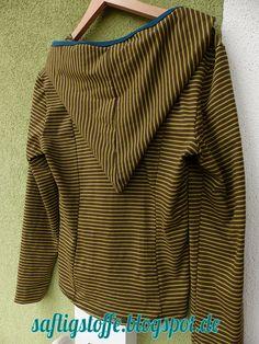 SaFtiG - Entzückendes aus Stoff: Ringelsweater für Mama und Sohnemann