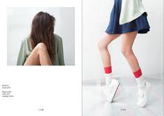white two storey superga shoes, cloche skirt & mohxa shirt