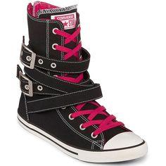 c916356ba9b Converse Multi-Strap X-Hi Shoes - ShopStyle Sneakers