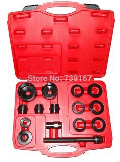 Front Wheel Hub Bearing Removal Tool Set ST0156