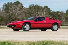 Bid for the chance to own a 1975 Maserati Merak at auction with Bring a Trailer, the home of the best vintage and classic cars online. Maserati 3200 Gt, Maserati Merak, Classic European Cars, Classic Cars Online, Griffin Family, Rolls Royce Cars, Best Muscle Cars, Car Show, Buick