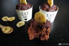 Vegane Schoko Bananen Muffins - Ab jetzt vegan