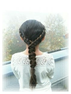 Lace braided combo