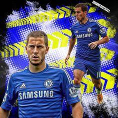 Eden Hazard ~ #10 Chelsea FC