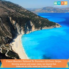 Take a dip in the beauty of Europe! Book your online ticket at www.Yourtravelsecretary.com or Call (+91)-124-422-4111  #ilovetravel #passportready #holiday #fun #adventure #vacation #view #beaches #beachday #wanderlust #paradise #sun #tan #explorebestbeaches #europebestbeaches #beachlife #sun #ocean #travel #tourism #tourist