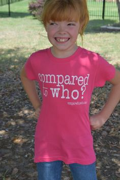 Super cute tee shirt to encourage girls to have positive body image. Comes in light pink or hot pink on ETSY! Coupon code of MOMANDME saves $5 if you order one for yourself and your daughter.