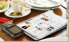 Kindle Like Electronic Book, Meet the Concept Infinite Book (1)