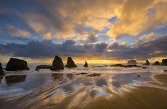 """""""Bandon Light""""    by Debra Harder   Bandon Oregon"""
