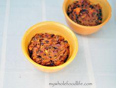 Amazing 3 Bean Sweet Potato Chili